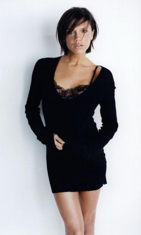 Victoria Beckham Çok fazla makyaj yapmadan kendini seksi hissetmiyor.